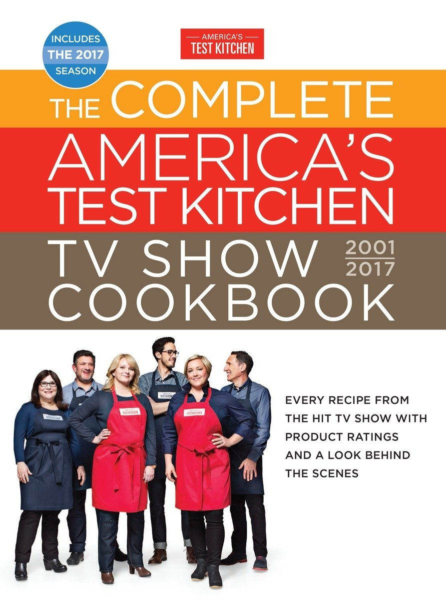 Complete Americas Kitchen Cookbook 2001 2017 product image