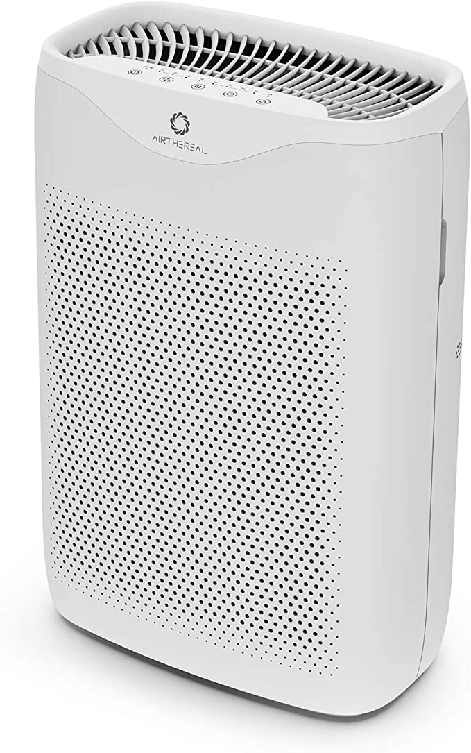 Airthereal APH230C Air Purifier with True HEPA 3 Filtration Stage Filter - Eliminates Pollen, Dust, Smoke, Pet Dander