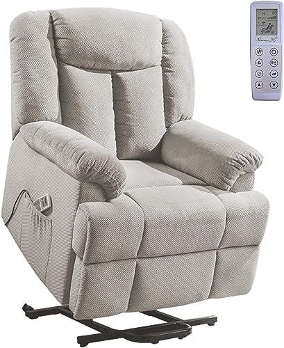 Reviewed: Timechee Power Lift Recliner Chair