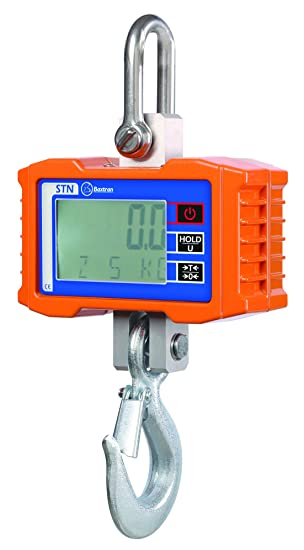 Gancho Grua Dinamómetro Digital Baxtran STN (1000 Kg x 500 g.): Amazon.es: Bricolaje y herramientas