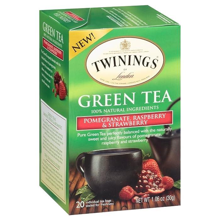 Updated 2021 – Top 10 Twinning Apple Green Tea