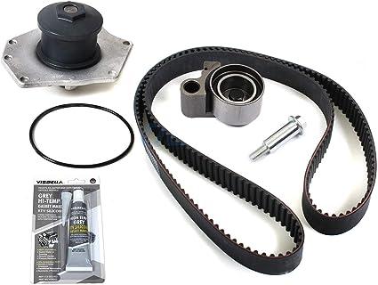 Timing Belt Kit Water Pump for 03-04 Chrysler 300M Concorde Intrepid Dodge 3.5L