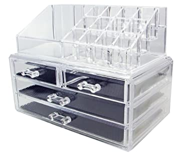 Makeup storage box amazon uk