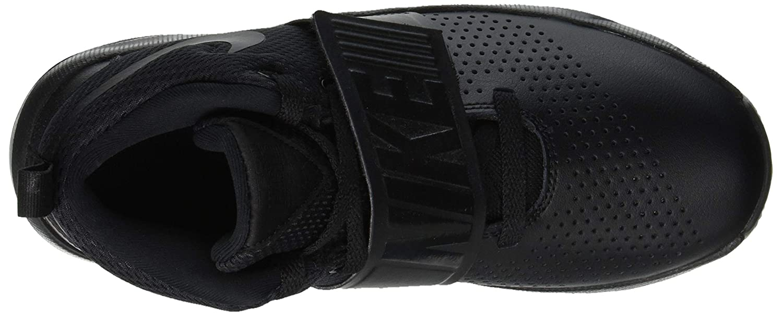 Kids Basketball Shoes Black in Size US 3.5 Big Kid Gs Nike Boys Team Hustle D 8