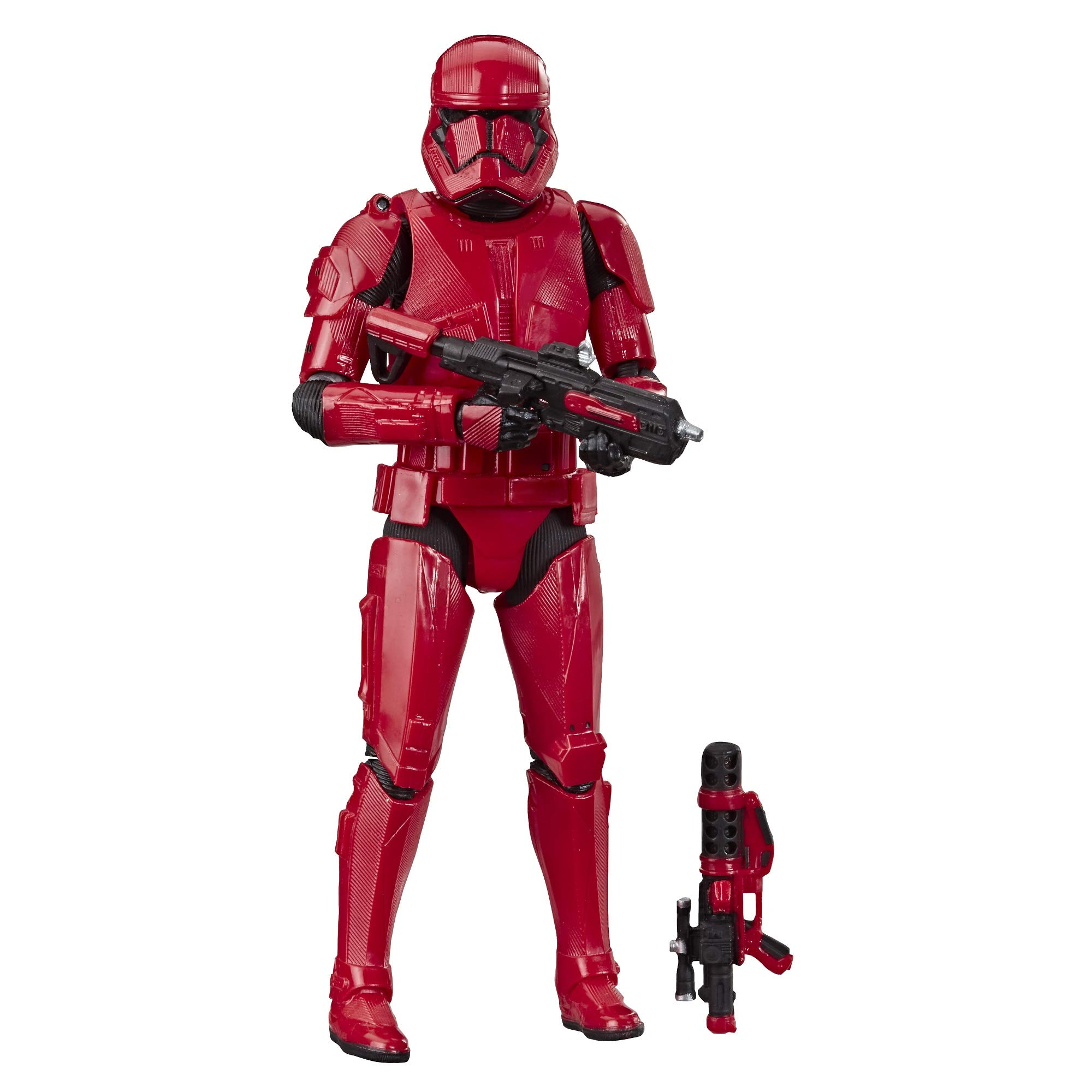 Star Wars The Black Series Sith Trooper Toy 6'' Scale The Rise of Skywalker Collectible Action Figure, Kids Ages 4 & Up by Star Wars