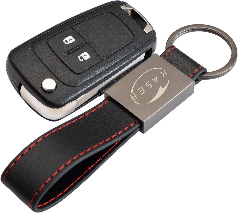 Schlüssel Gehäuse Fernbedienung Für Chevrolet 2 Tasten Elektronik