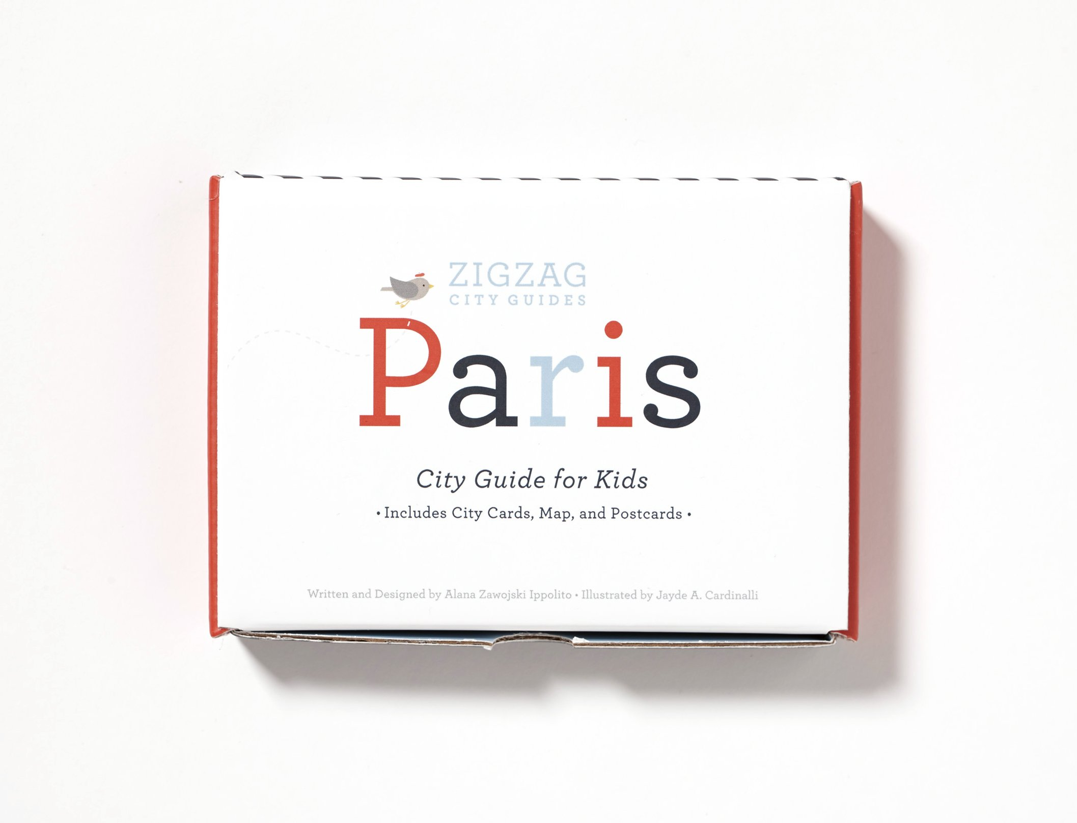 ZigZag City Guide to Paris (Travel guide for kids ages 5 and up) pdf epub