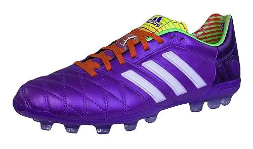 adidas 11 Pro TRX AG Botas de fútbol para hombre-Purple-40  Amazon.es   Zapatos y complementos b2129634766a5