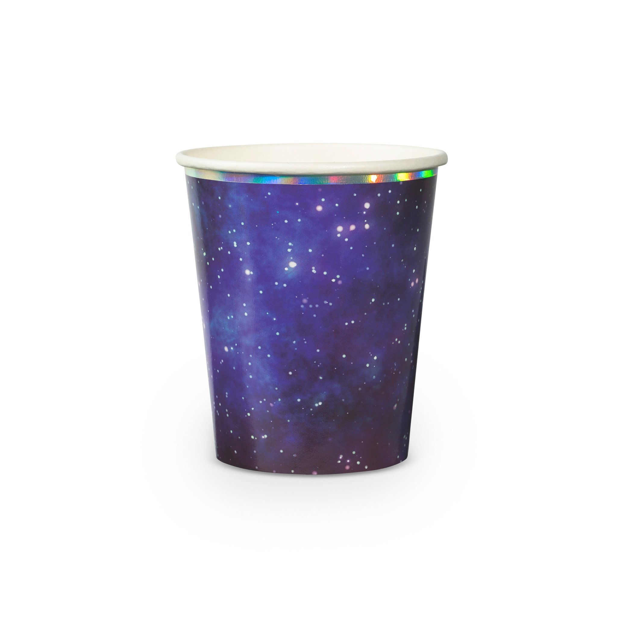 Daydream Society Galactic Outer Space/Galaxy Paper Party Cups, Pack of 8