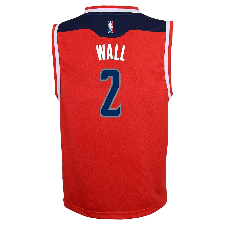 Amazon.com   NBA Washington Wizards John Wall  2 Youth Replica Road Jersey 317674646