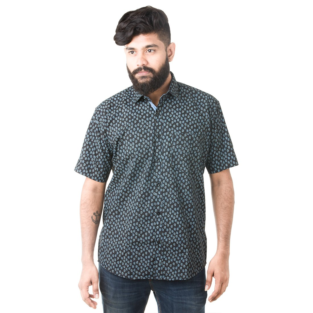 a570133d15ed Smart Casual Shirts Mens - DREAMWORKS