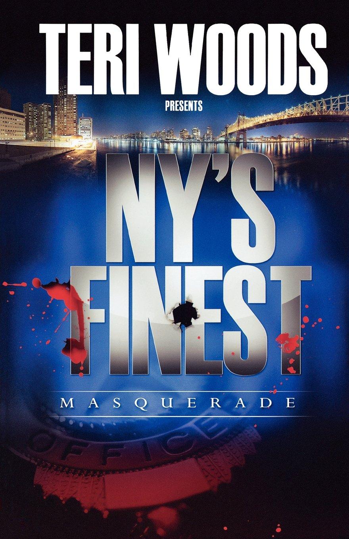 NY's Finest: Masquerade ebook