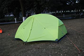 STAR HOME Indonesia Four Seasons Tent Green Tents Backpacking Tent Outdoor C&ing Hiking Tents for 4 & STAR HOME Indonesia Four Seasons Tent Green Tents Backpacking Tent ...