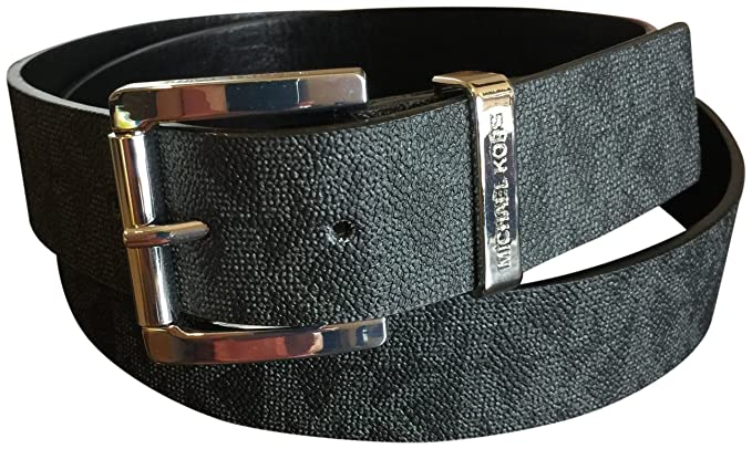 grande vendita negozio di sconto offerte esclusive Michael Kors Women's Black Synthetic Leather Mk Design Square ...