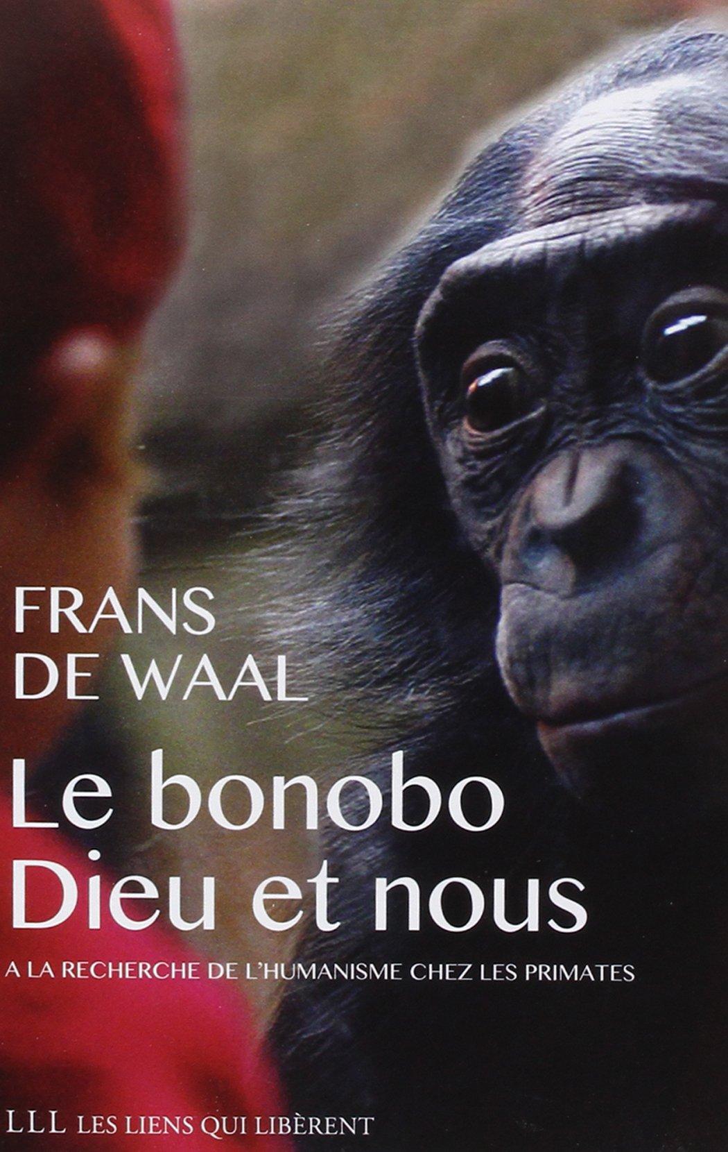 Le Bonobo, Dieu et nous - Frans de Waal 71217mfiM7L