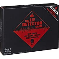 Hasbro Gaming The Lie Detector Adult Party Game