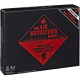 THE LIE DETECTOR GAME - Contains Real Lie Detector - May Cause Exposure - Adult Party Board Games - 2+ Players - Ages 16…