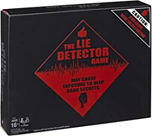 Details about  /The Lie Detector Game