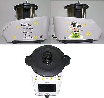 Grafix – Pegatina para Monsieur Cuisine Connect Vaca: Amazon.es: Hogar
