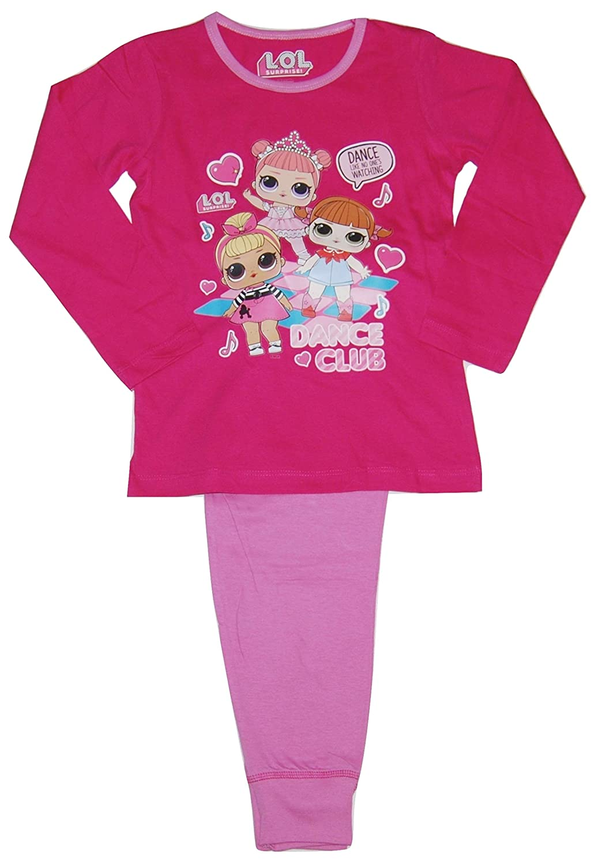 LOL Surprise Dolls Girls Pyjamas Dance