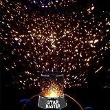Proiettore di stelle led Star Master effetto cielo stellato da tovolo costellazioni planetario lamp. MWS