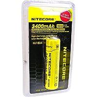 Nitecore 18650 li-ion NL1834 3400mAh