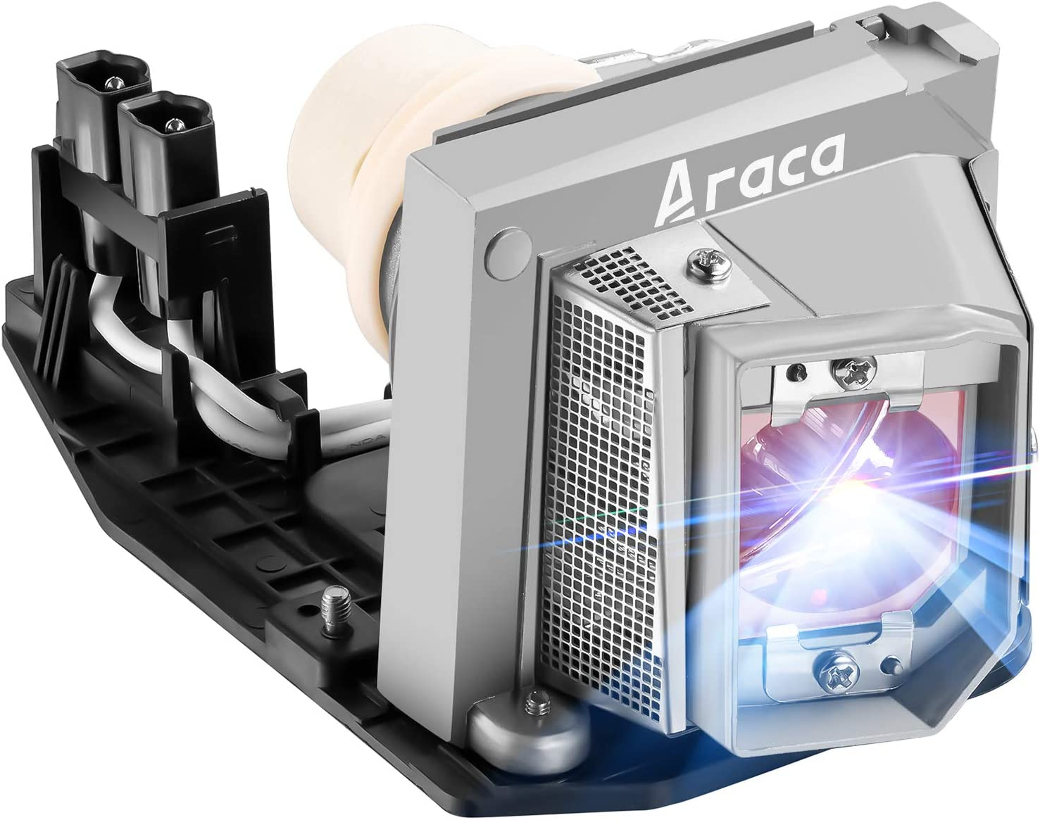 Araca for 1610HD /1510X Replacement Projector Lamp with Housing for DELL 330-6581/725-10229 /1610X /KFV6M Replacement Lamp¡