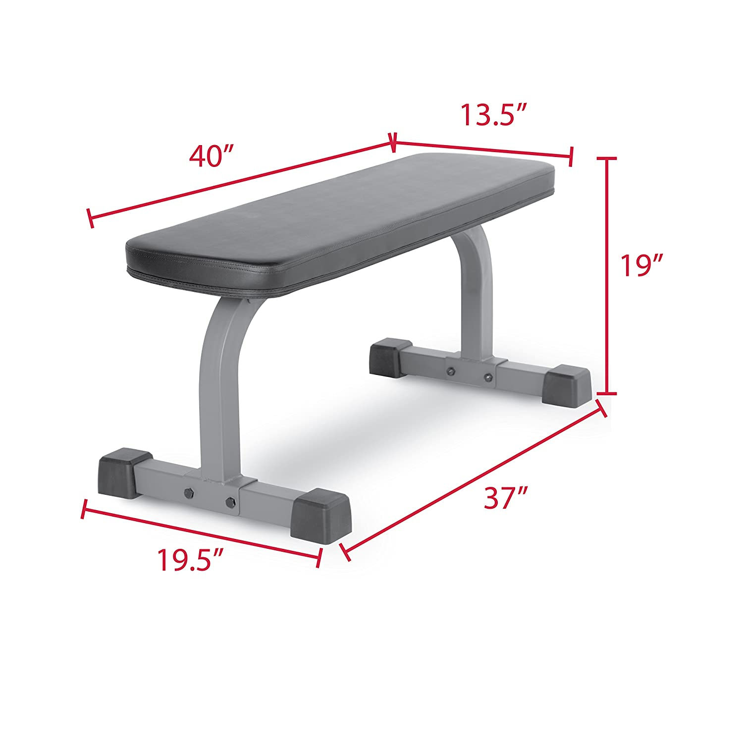 4400 Series Flat Dumbbell Bench