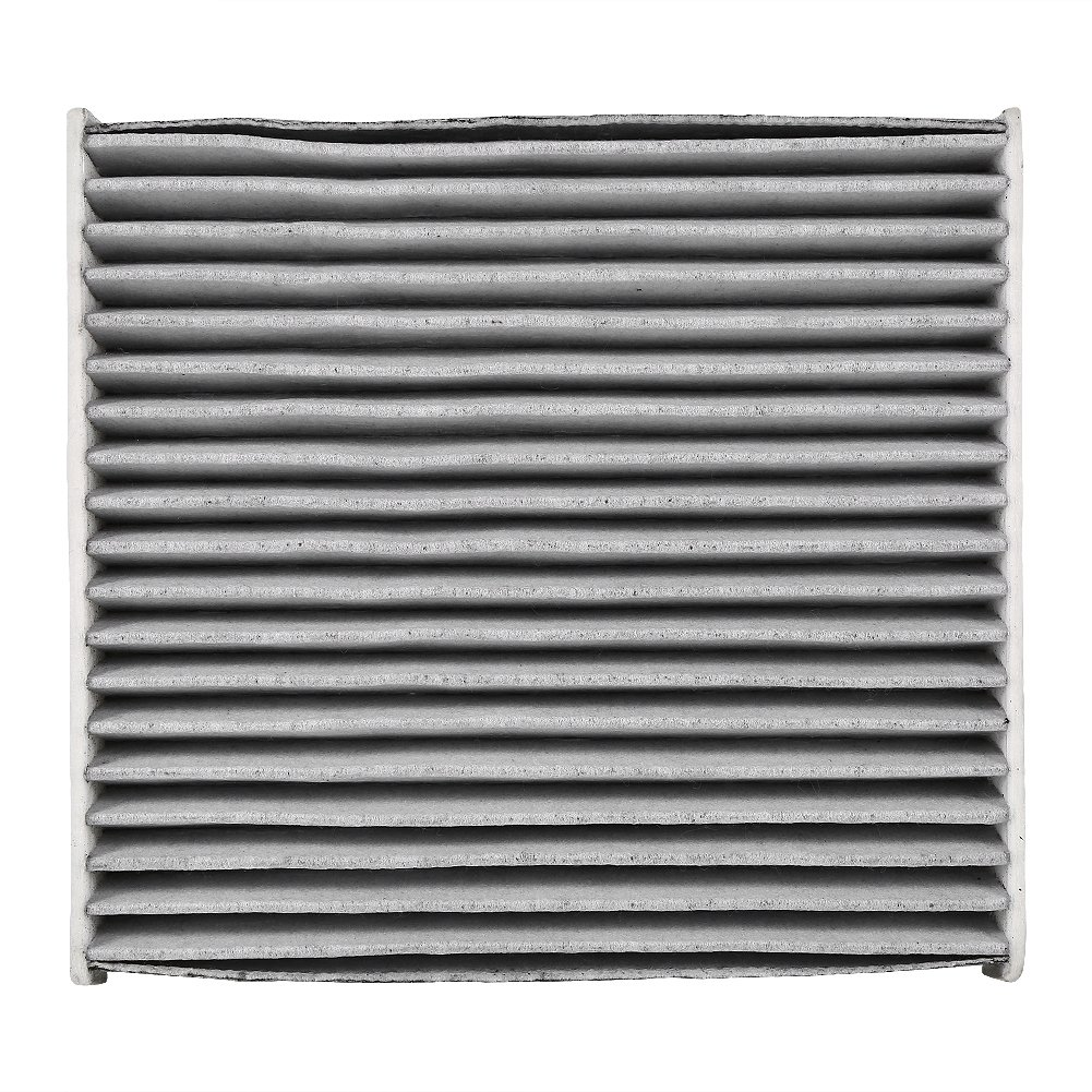 Qiilu Car Cabin Air Filter For Toyota Lexus Scion Subaru Includes Activated Carbon (CF10285)