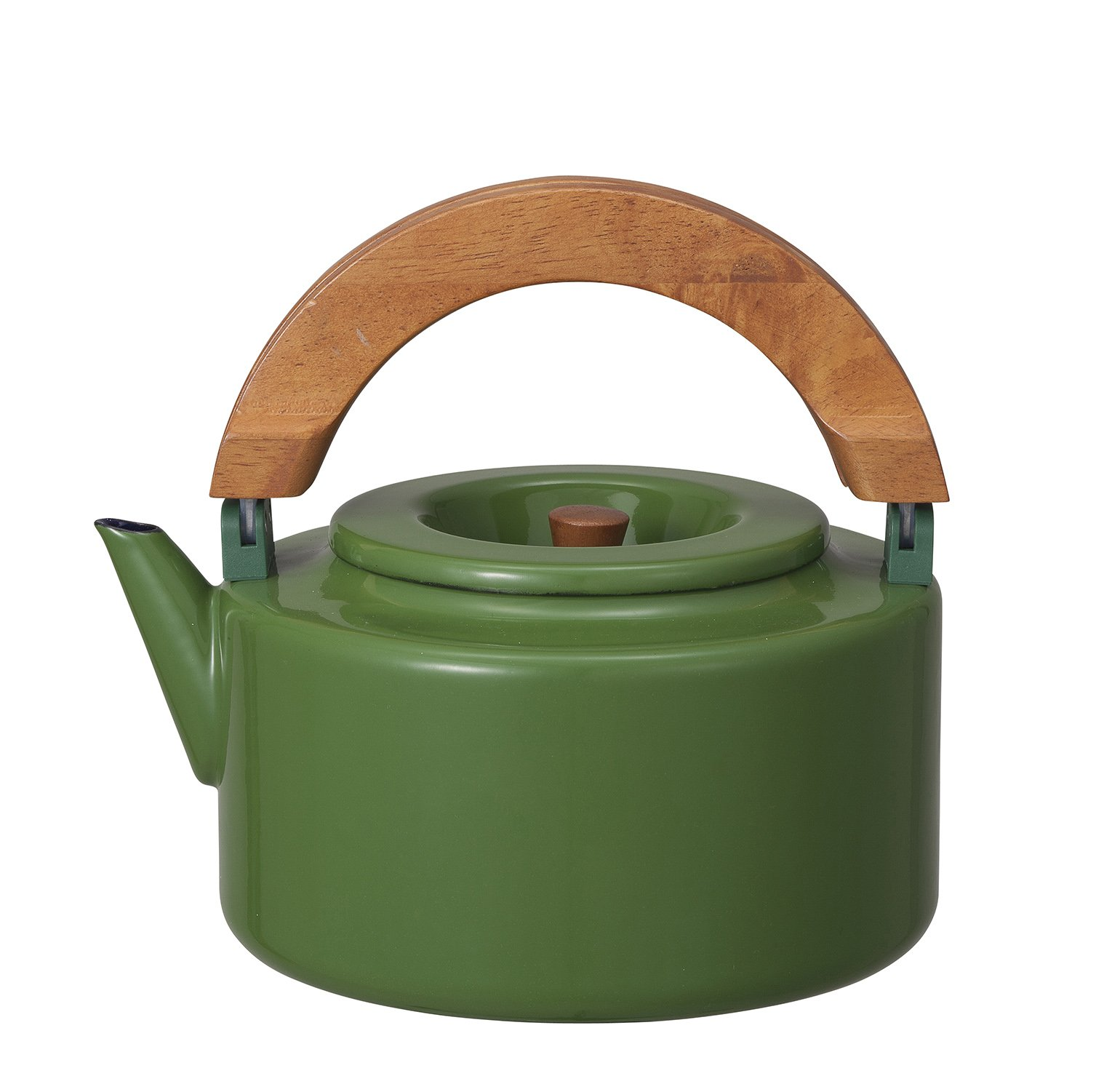 CB JAPAN Nordica Flat Kettle (British Green)【Japan Domestic genuine products】