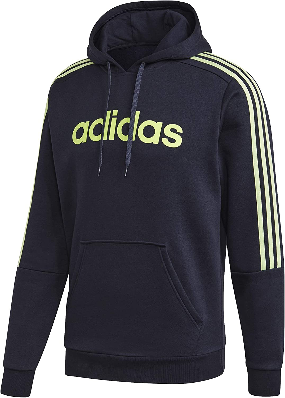 adidas M HD Sweat, Felpa con Cappuccio Uomo Légion/Siggnr