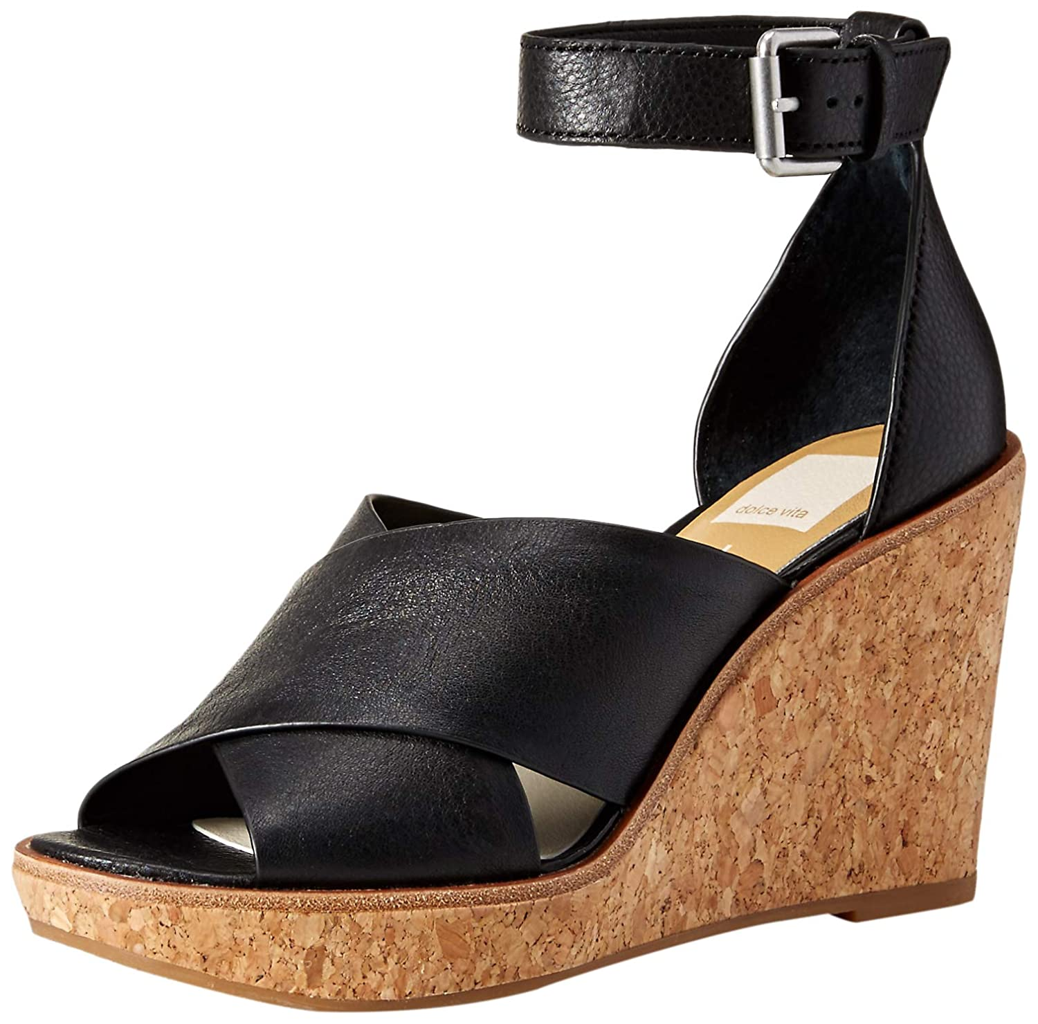 d49cc111140 Amazon.com  Dolce Vita Women s Urbane Wedge Sandal  Shoes