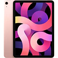 2020 Apple iPad Air (10,9 cala, 4. generacji, Wi-Fi, 256 GB) - Różowe Złoto