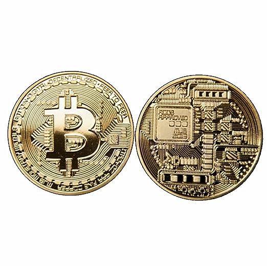Godub Bitcoin Münze Medaille Sammlermünze 1 Ozunze 999 Kupfer