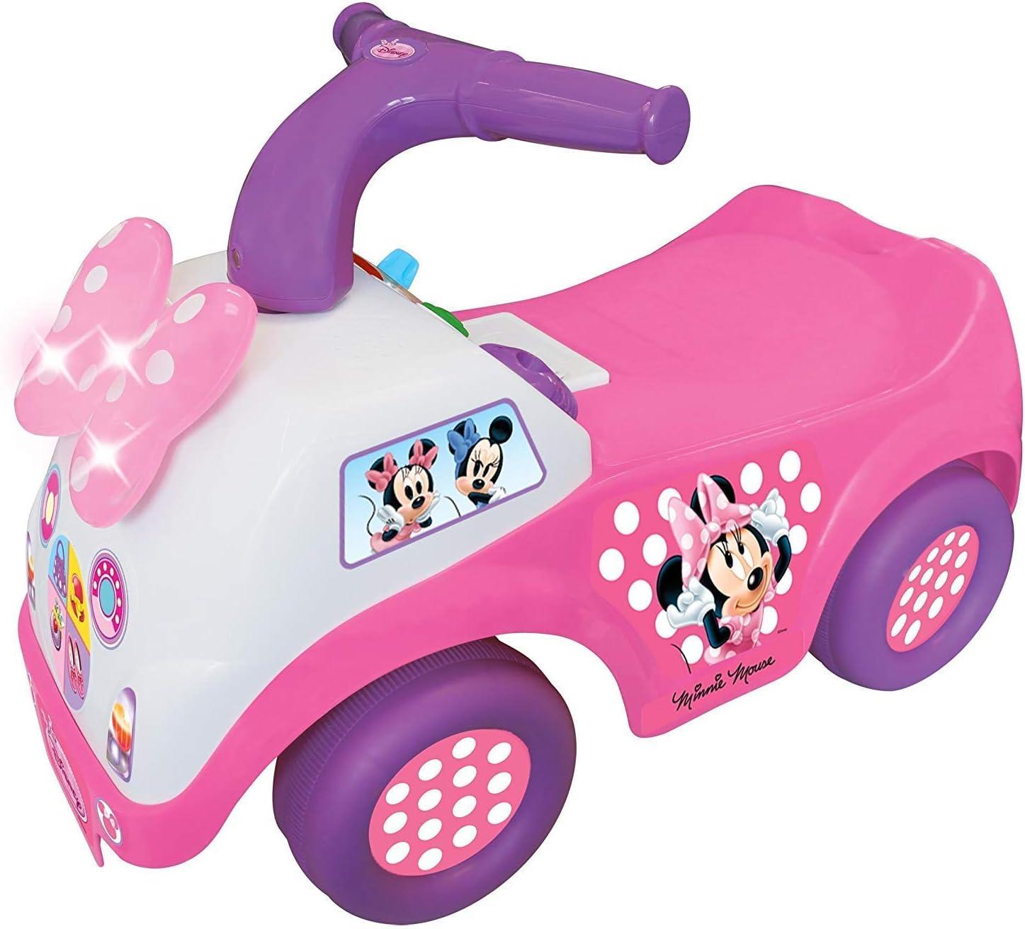Rutscher Kinderauto Laufwagen Minni Maus 12-36 Disney Minnie Mouse Rutschauto
