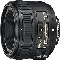 Nikon 50mm f/1.8G Auto Focus-S NIKKOR FX Lens - (Certified Refurbished)