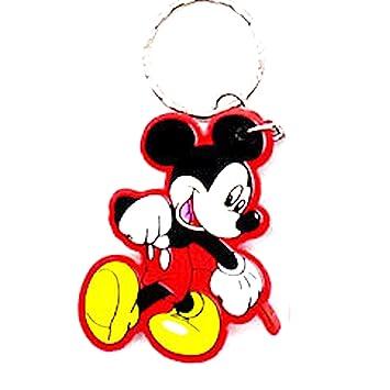 Mickey Mouse: Llavero (Acolchado) - Disney: Amazon.es ...