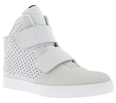 nike flystepper 2K3 PRM mens hi top trainers 677473 sneakers shoes US 10  white white white 101  HGVJAQXX1