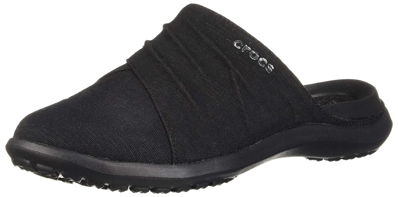 Buy crocs Women's Capri Mule W Clog at