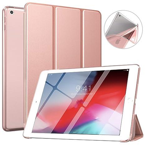 Amazon.com: MoKo Funda para iPad 9.7 5ª/6ª Generación, Funda ...