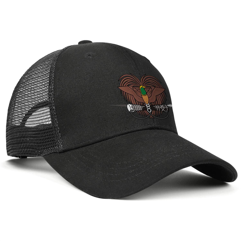 Unisex Duck Tongue Hat Oklahoma Flag Adjustable Dad Sandwich Mesh Cap