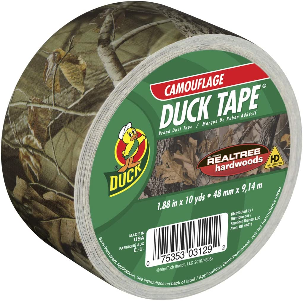 Duck 285222/_PARENT Printed Duct Tape Vintage Floral