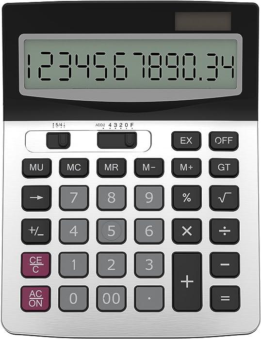 Top 8 Desktop Calculator Texas Instruments