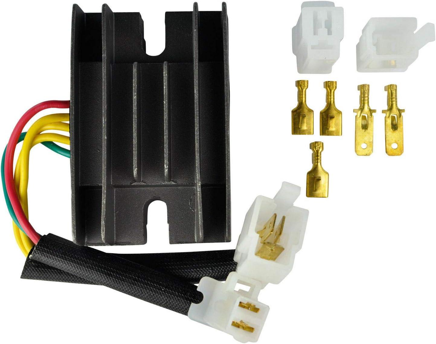 New Voltage Regulator Rectifier For Arctic Cat 250 300 1998-2003 99 01 02