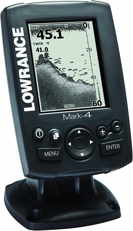 LOWRANCE MARK-4 CHARTPLOTTER FISHFINDER 83/200 T/M DUCER: Amazon.es: Electrónica