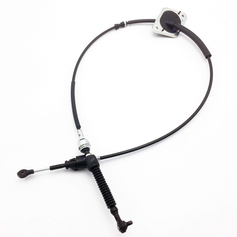 JSD Transmission Shift Cable for 2001-2005 Toyota RAV4 Transmission Shift Control Cable 33820-42090 JSD AUTOPARTS
