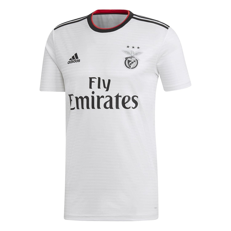 Amazon.com   adidas 2018-2019 Benfica Away Football Soccer T-Shirt Jersey    Sports   Outdoors affa17d60