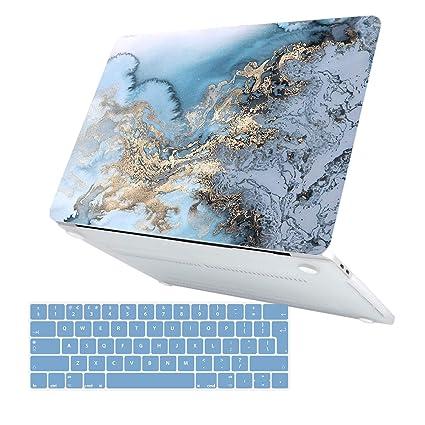 iCasso - Carcasa rígida para MacBook Pro 13 (plástico Mate ...