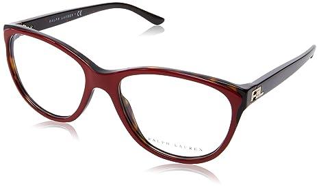 Ralph Lauren Damen Brille » RL6161«, rot, 5632 - rot