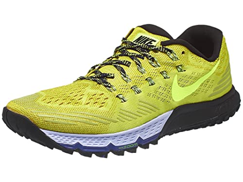 Nike 749334-303, Zapatillas de Trail Running para Hombre, Verde (Bright Cactus/Volt-Black-Dk Purple Dust), 45.5 EU: Amazon.es: Zapatos y complementos